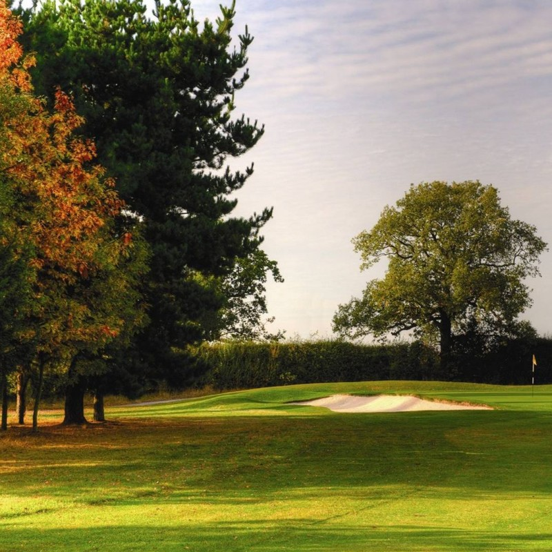 Enjoy Golf at the Belfry with Hotel and Dinner