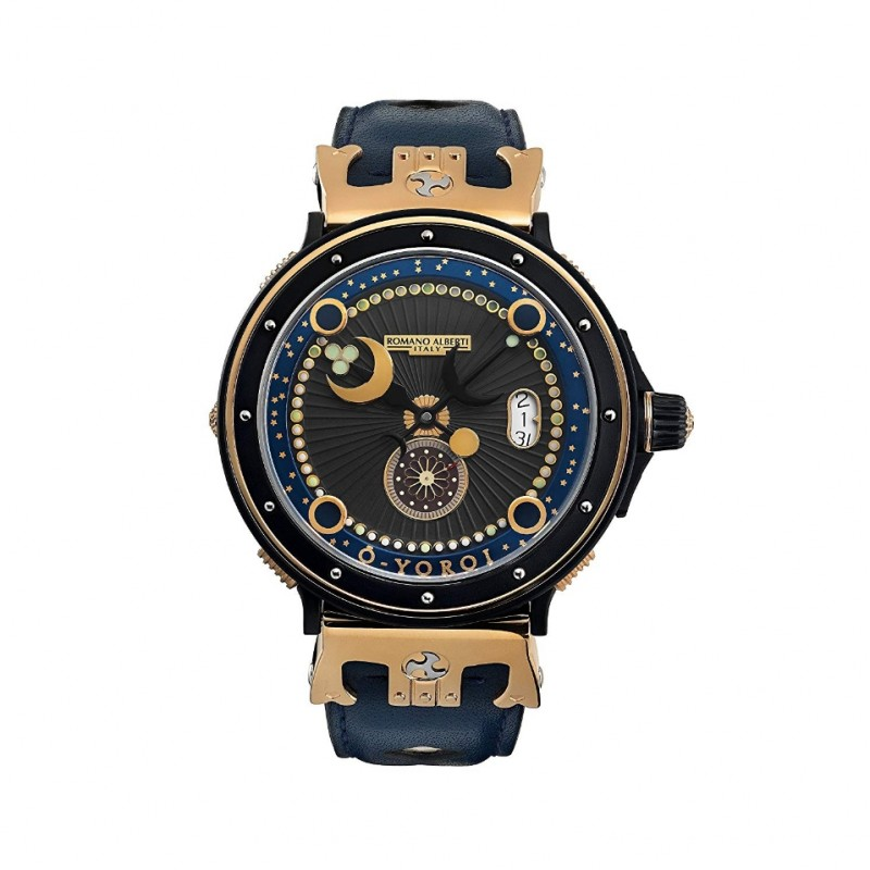 Time Changers Watch Customized for Javier Zanetti