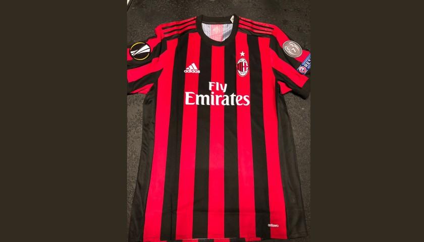 Seconda Maglia AC Milan FABIO BORINI