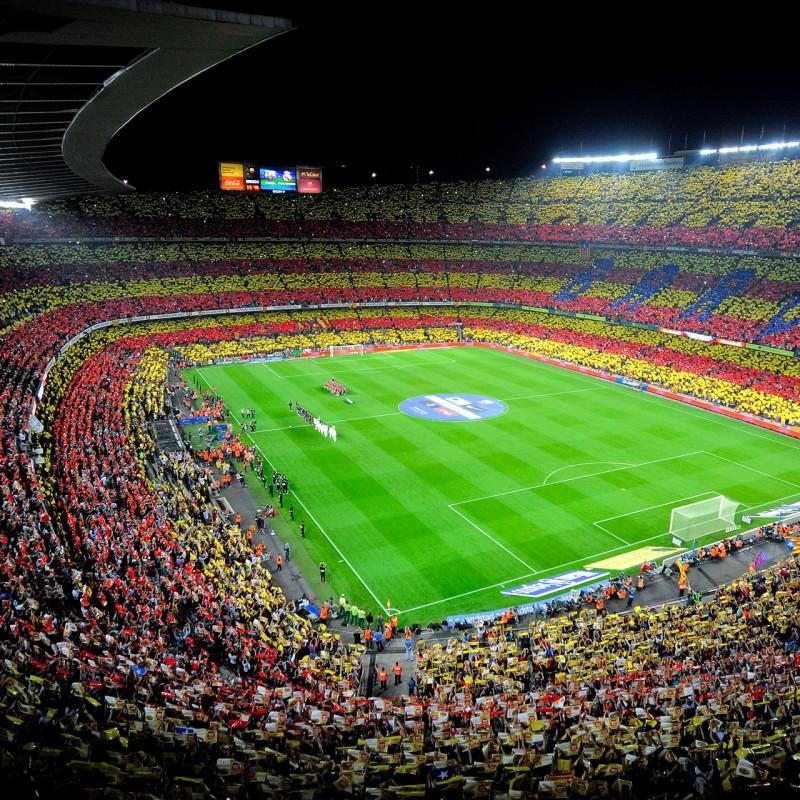 Enjoy the Barcelona-Eibar Match from Exclusive Nou Camp Box Seats