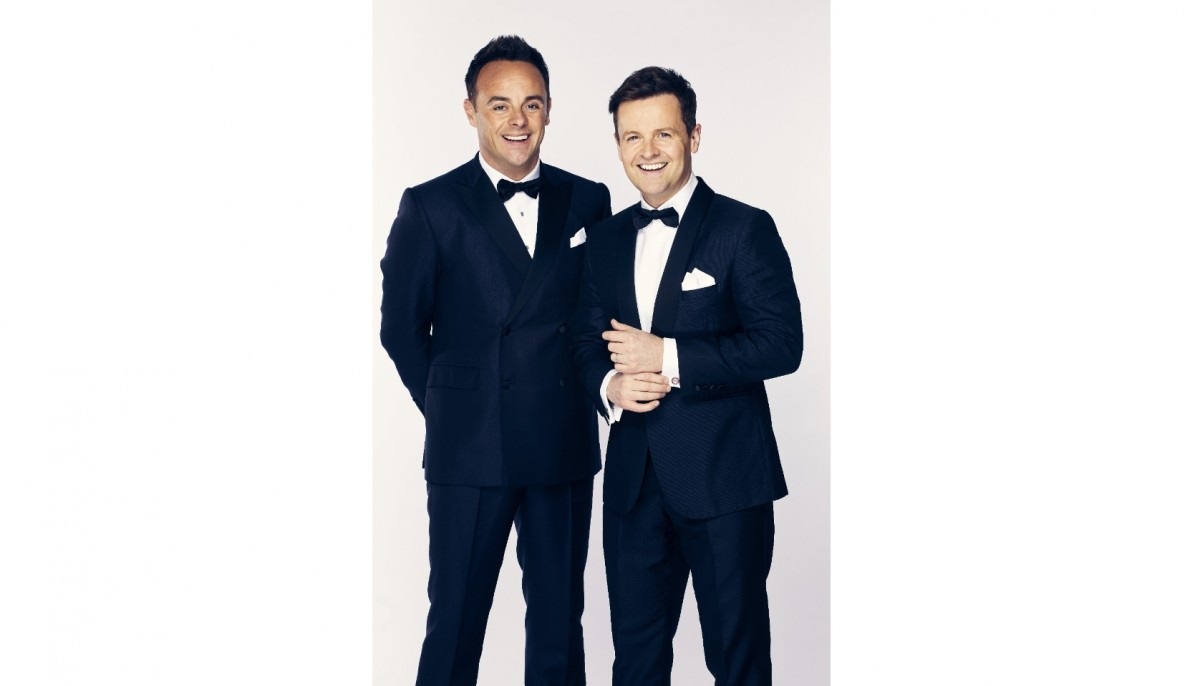 Win a Personalised Christmas Message from Ant & Dec