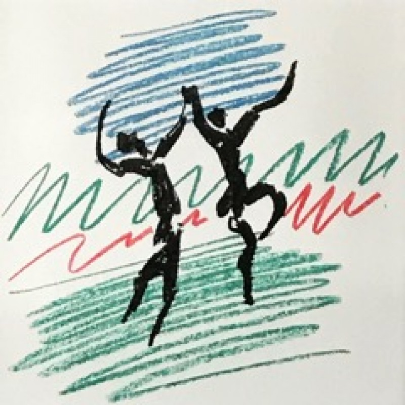 """Danseurs"" by Pablo Picasso"