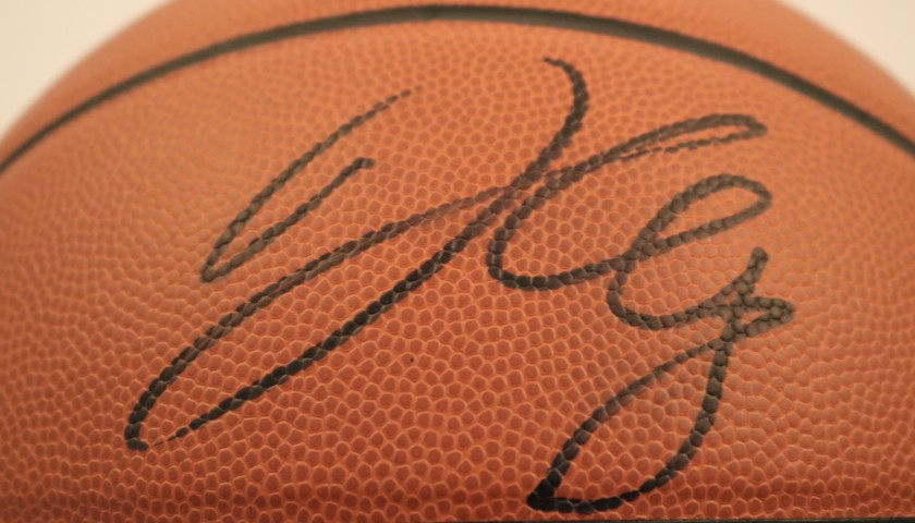 Basketball Signed by Danilo Gallinari