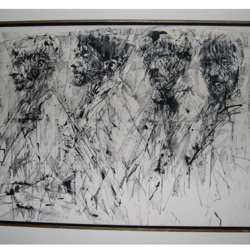 """""""Un gesto del pittore"""" by Felice Filippini"""