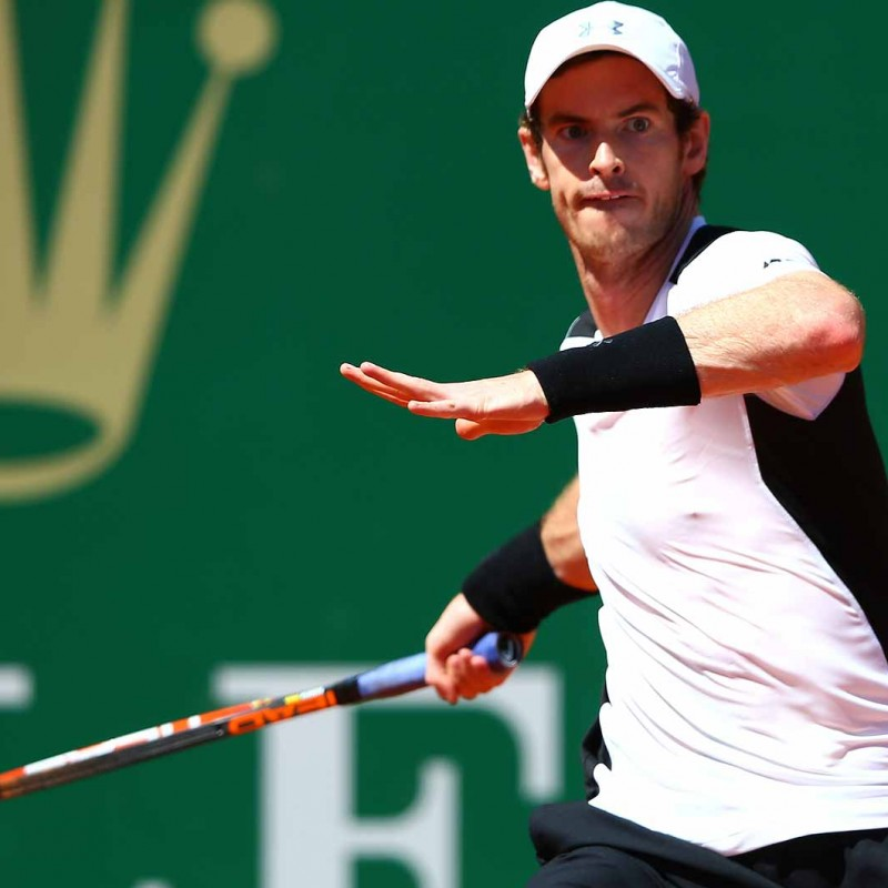 Enjoy the 3rd Round of ATP Monte Carlo Rolex Masters from the Players Gallery