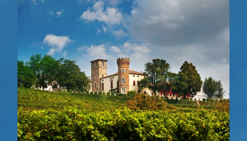 Two-Night Stay for Two at Castello di Buttrio