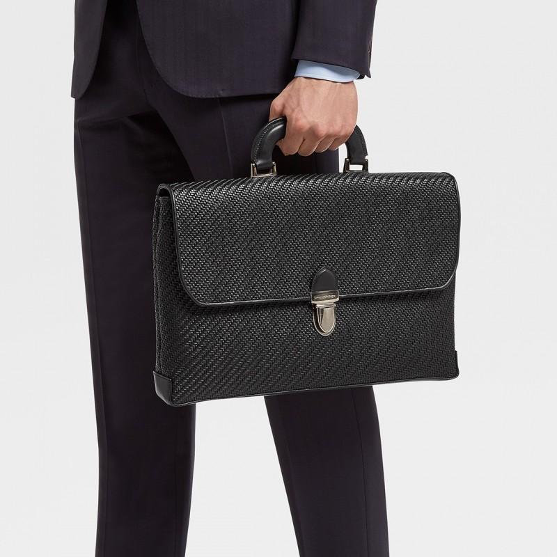 Zegna Business Bag