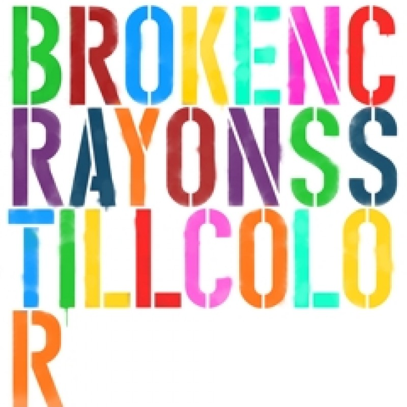 """Broken Crayons Still Color"" by Thomas Hussung"