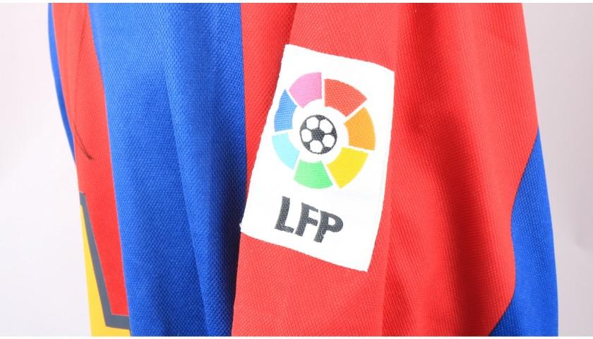 Pep Guardiola Signed Barcelona Home Shirt