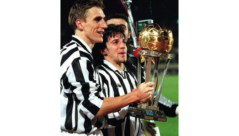 Del Piero's Juventus Shirt, Intercontinental Cup 1996 - Limited Edition