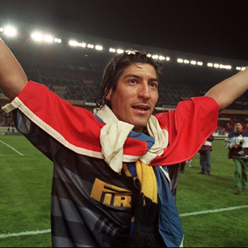 Zamorano's Match Shirt, Farewell to Football