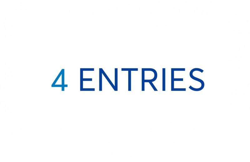 Four Entries