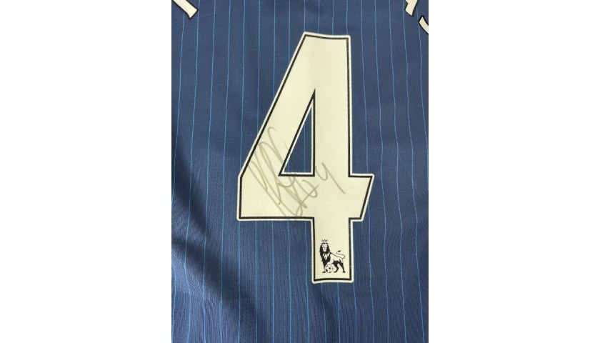 Fabregas' Official Arsenal Signed Shirt, 2009/10
