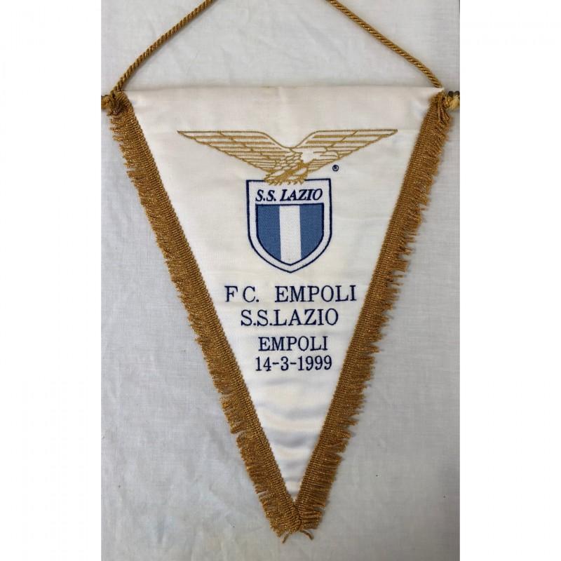 Empoli-Lazio 1999's Official Pennant