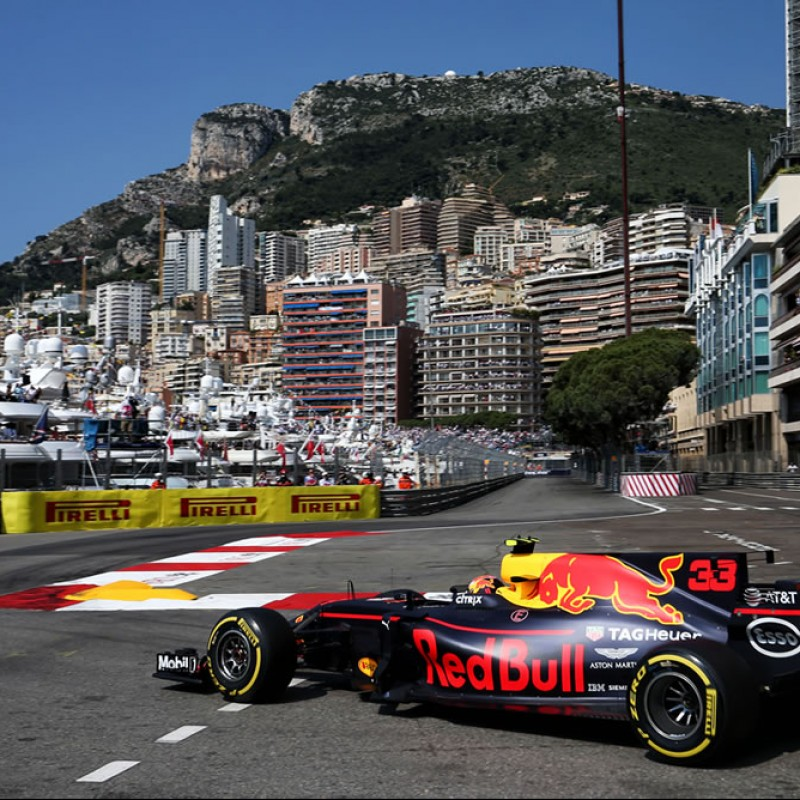 Ultimate 2021 F1 Grand Prix in Monaco 'Paddock Club' Experience