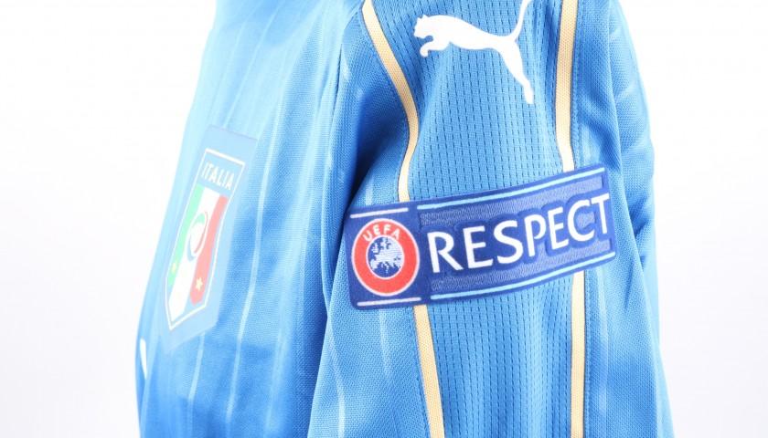 Pinamonti's Match Kit, Spain-Italy 2016