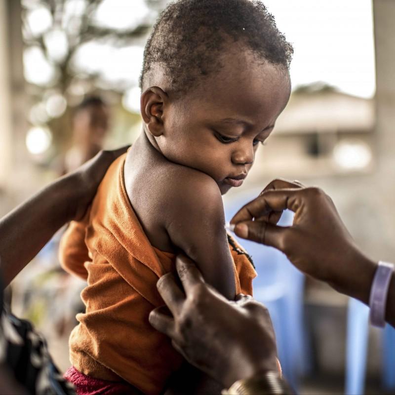 Pledge €15,000 - Provide 60 sterilisation kits for syringes & needles!