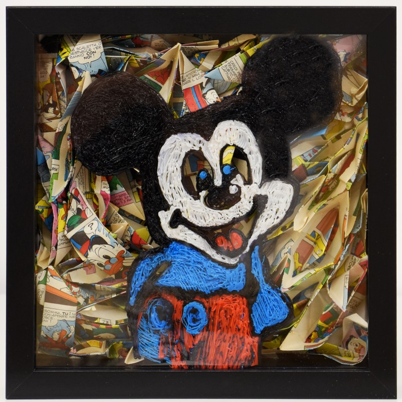 """""""Mickey Mouse 2020"""" by AdalgisArt"""