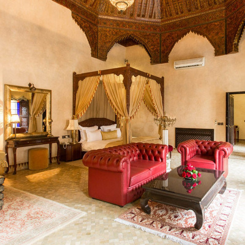 Holiday at the Shéhérazade Palace & Spa in Fez, Morocco