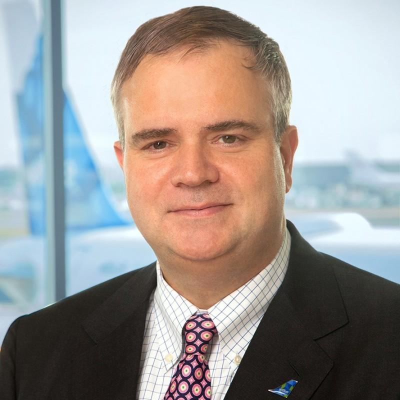 Pranzo con Robin Hayes, CEO di JetBlue, a New York - voli compresi