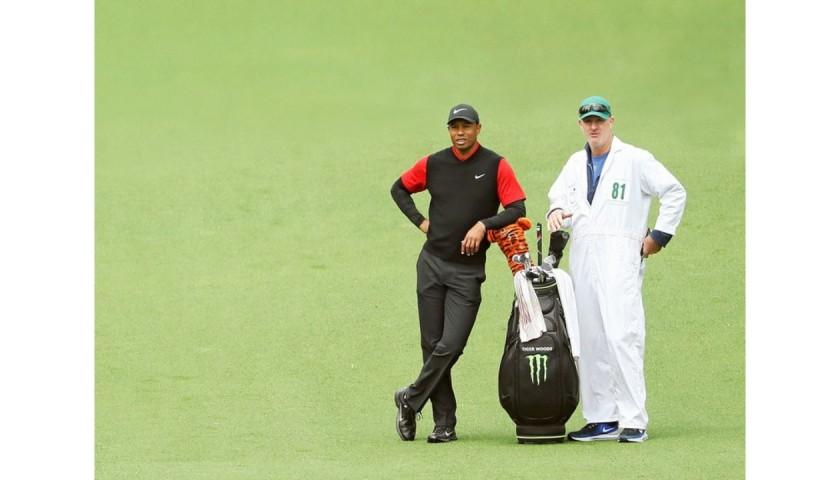 Virtual Meet and Greet with Tiger Woods' Caddie, Joe LaCava