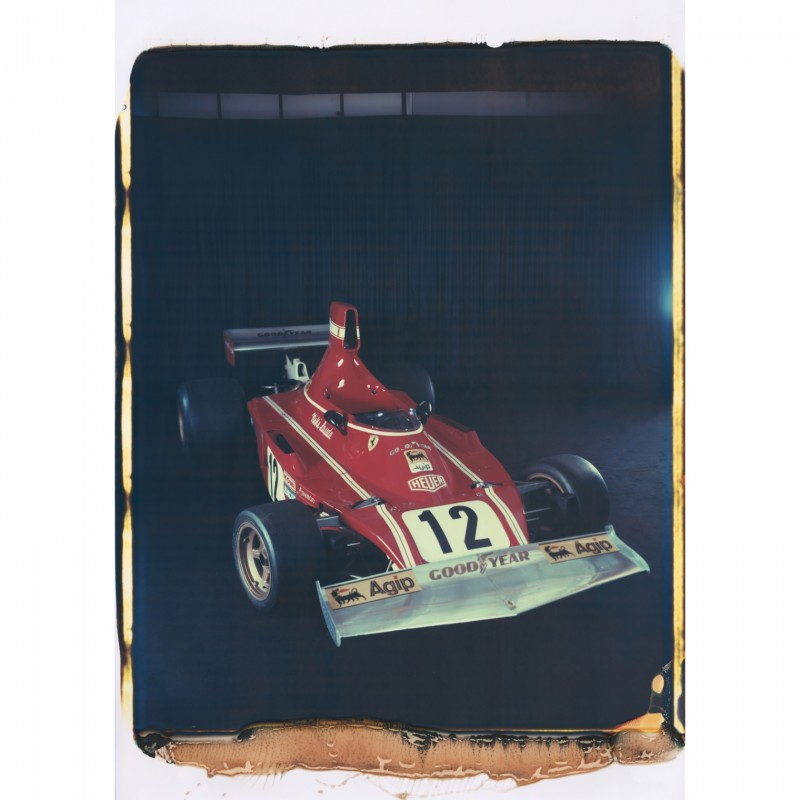 The Ferrari Grand Prix Polaroids