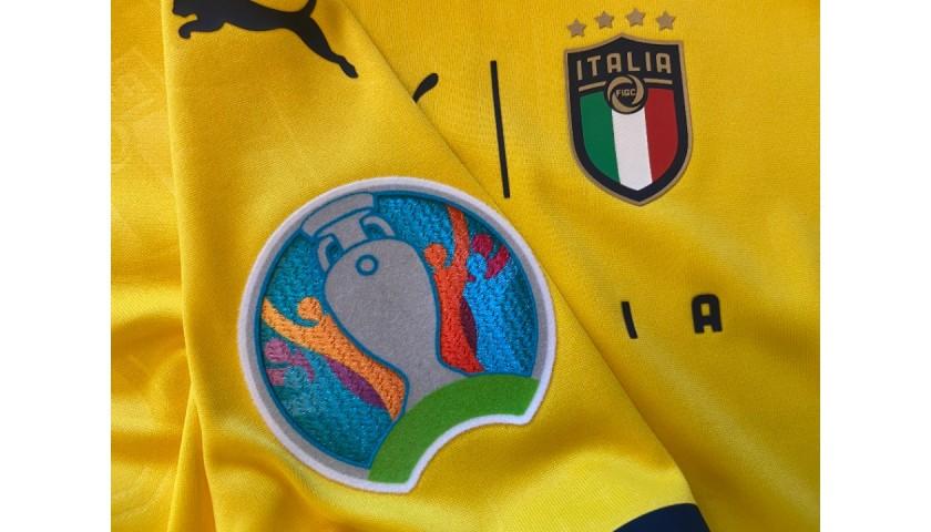 Meret's Match Shirt, Italy-England 2021