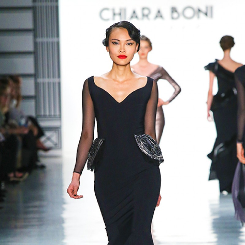 Attend the Chiara Boni S/S 2018 Fashion Show in New York