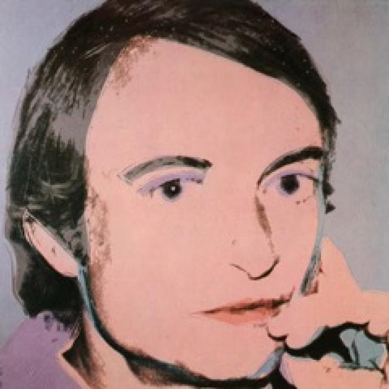 """""""Roy Lichenstein"""" by Andy Warhol"""