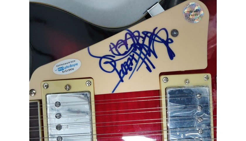 Red Hot Chili Peppers' Anthony Kiedis Autographed Electric Guitar