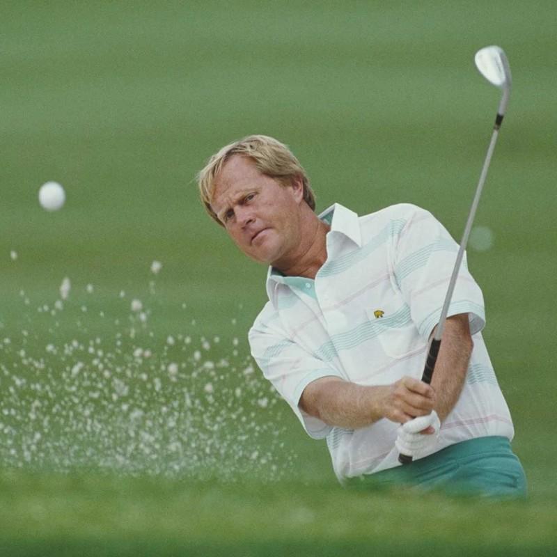 Jack Nicklaus Used Golf Club