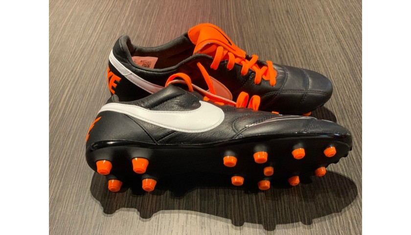 Nike Premier Boots - Signed by Pirlo
