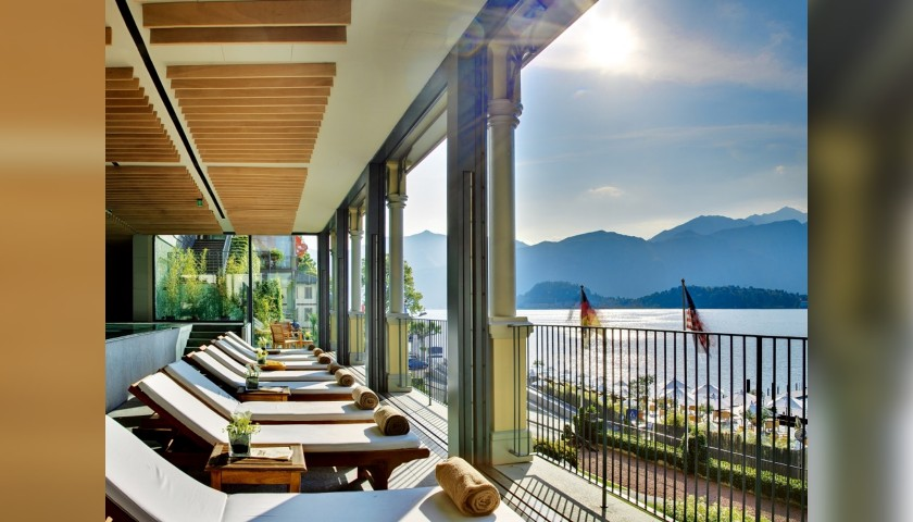 Two Night Stay At The Grand Hotel Tremezzo Lake Como
