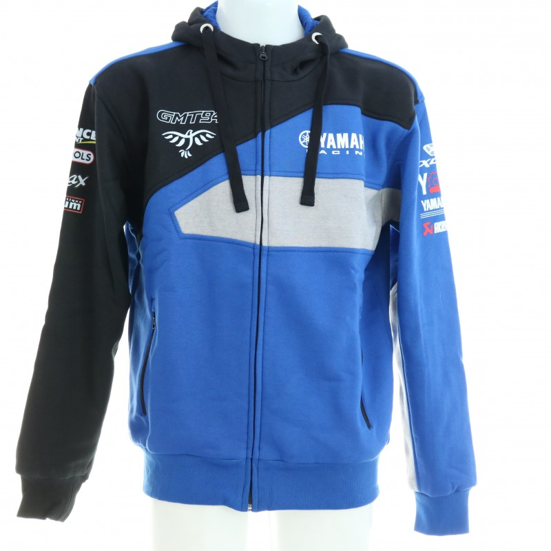 Official Yamaha Racing GMT94 Hoodie- Size M