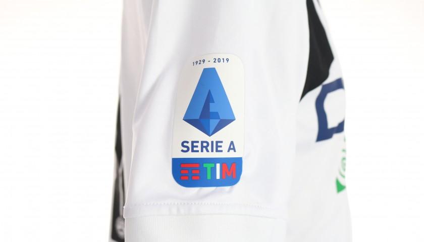 Teodorczyk's Special Worn Shirt, Udinese Calcio -SPAL
