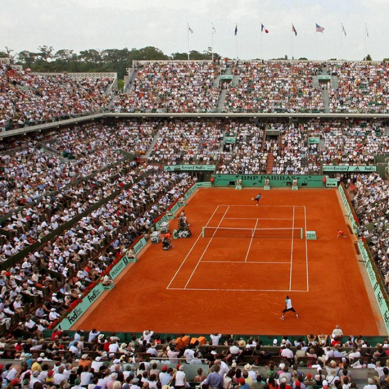 Unique VIP day at Roland Garros 2017