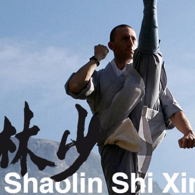A week to the Monastero Shaolin