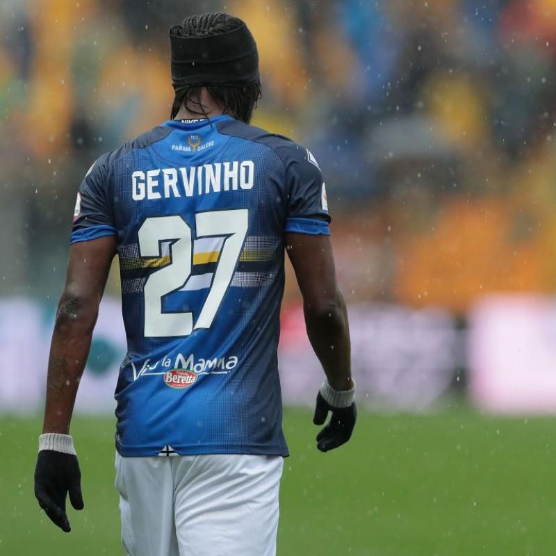 Gervinho's Worn Kit, Parma-Sampdoria - #Blucrociati