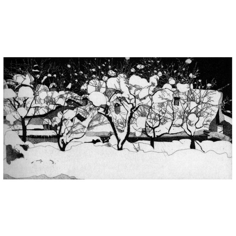 """Il giardino dei meli"" by Federica Galli"