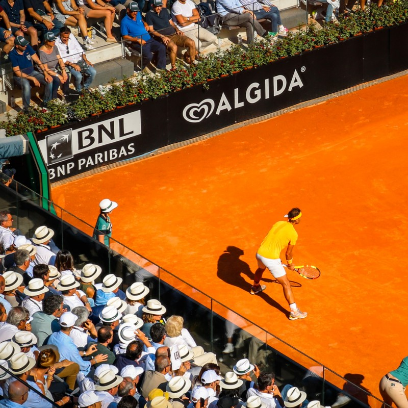 Tickets for the Italian Tennis Open + Hospitality   15/05/19