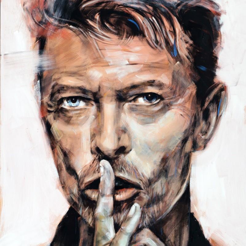 """""""Il silenzio di David Bowie"""" by Pier Toffoletti"""