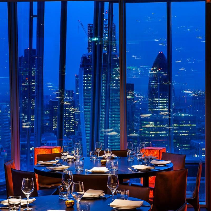 Ultimate Dining Experience Package
