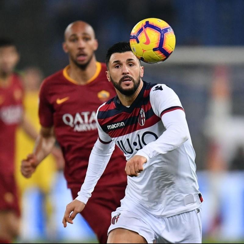 Soriano's Official Bologna Signed Shirt, 2018/19