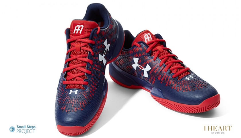 424379e4a8875d Andy Murray Signed Shoes - CharityStars
