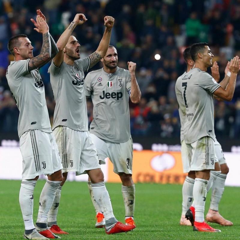 d009f7ddb Bonucci s Official Juventus 2018 19 Signed Shirt