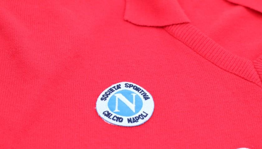 Maradona's Match-Issue/Worn and Signed Shirt, 1986/87