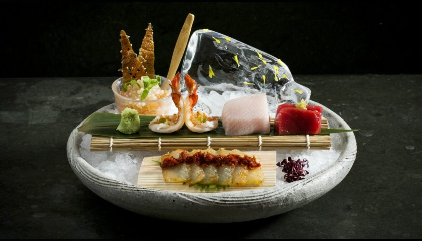Dining Experience with Wine at Roka for 4