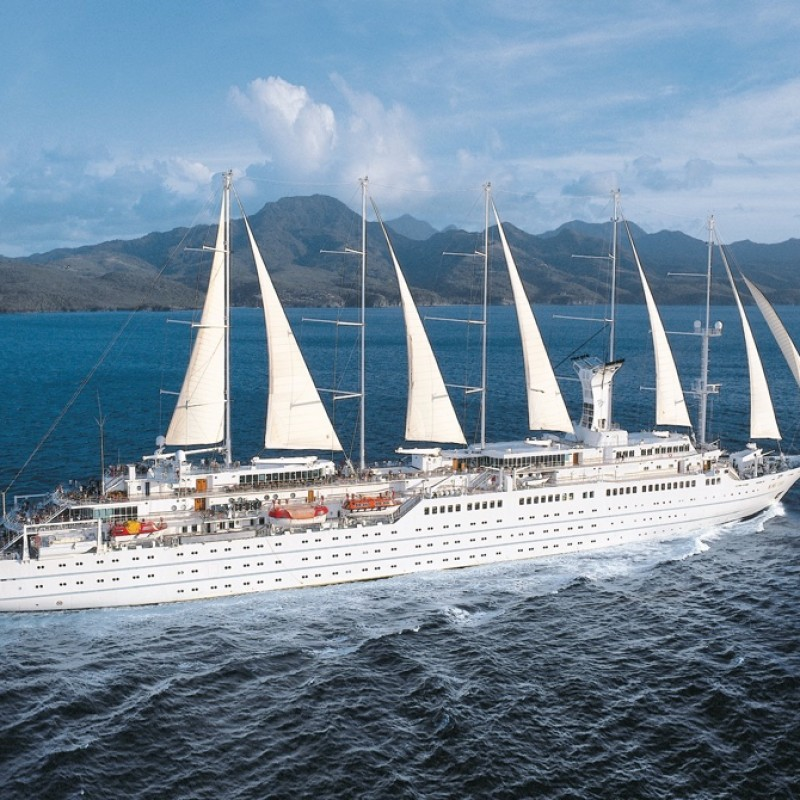7-Day Windstar Caribbean Cruise for 2