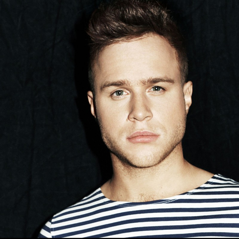 Olly Murs Personalised Video Message and Signed Album