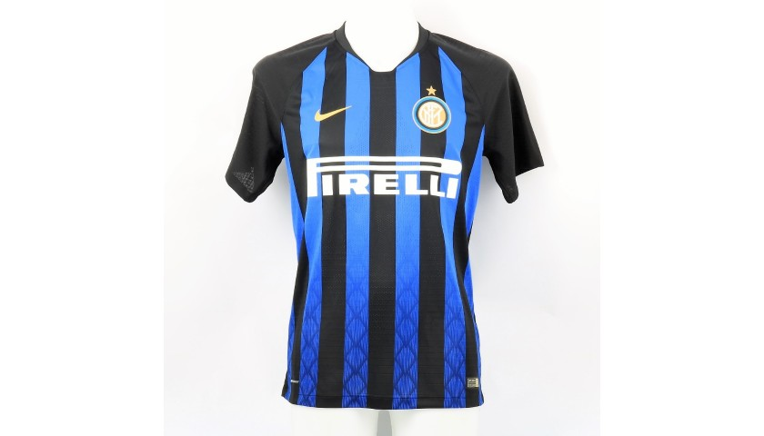 Icardi's Match Shirt, Inter-Juventus 2019